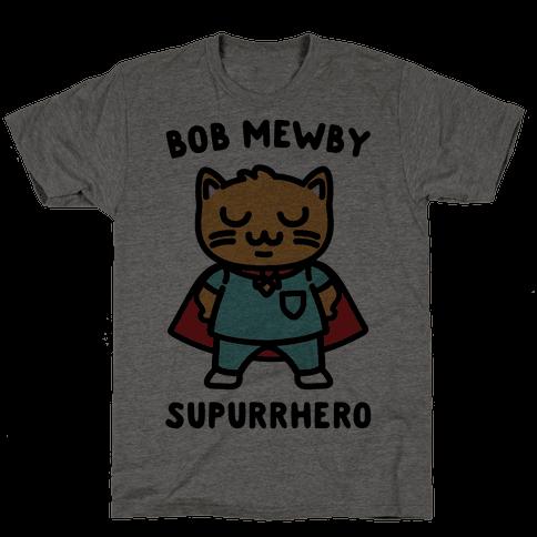 Bob Mewby Parody Mens T-Shirt