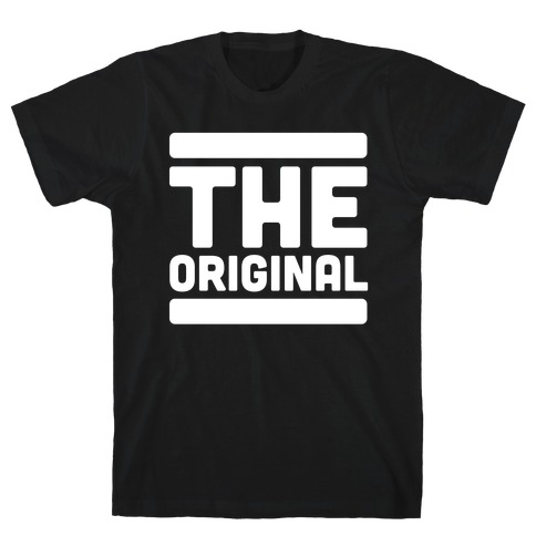 The Original (1 of 2 pair) T-Shirt