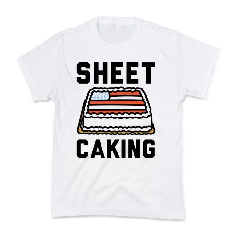 Sheet Caking Kids T-Shirt