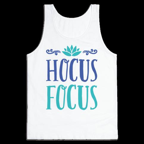Hocus Focus Yoga Tank Top
