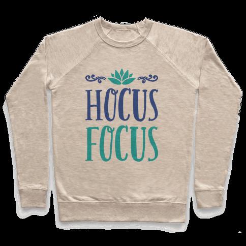 Hocus Focus Yoga Pullover