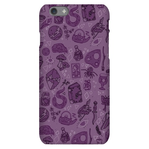 Witchy Pattern Phone Case