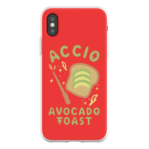 Accio Avocado Toast Phone Flexi-Case