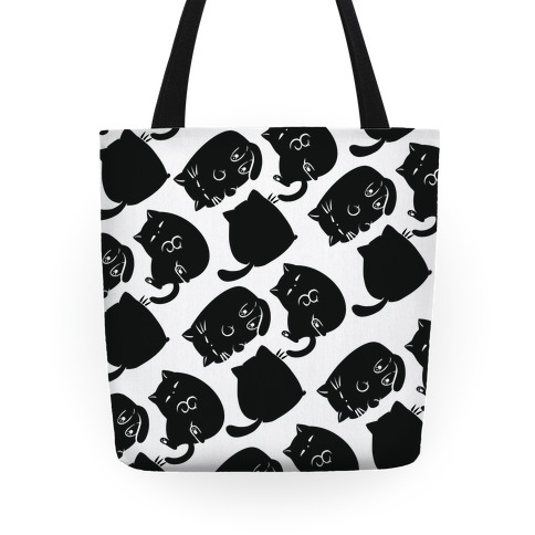 Kitty Pose Cycle  Tote