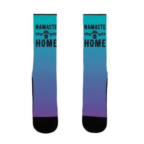 Namaste Home Sock