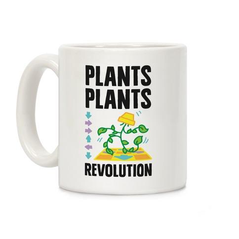 Plants Plants Revolution Coffee Mug