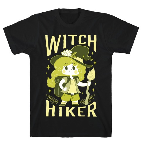 Witch Hiker T-Shirt