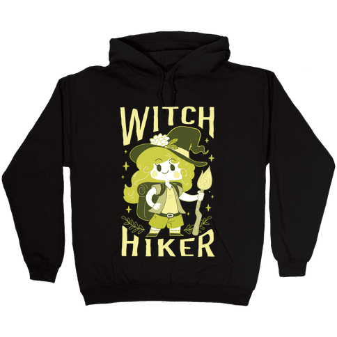 Witch Hiker Hooded Sweatshirt