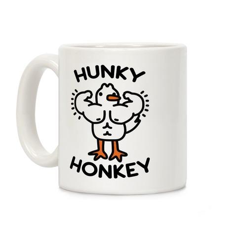 Hunky Honkey Coffee Mug