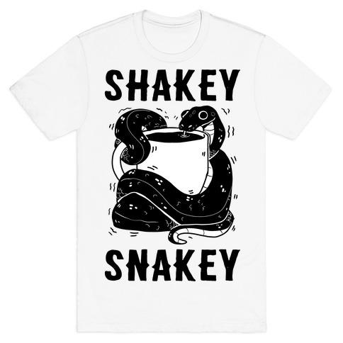 Shakey Snakey T-Shirt