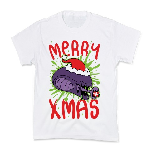 Merry Xmas Kids T-Shirt