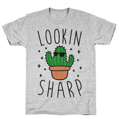 Lookin Sharp Mens T-Shirt