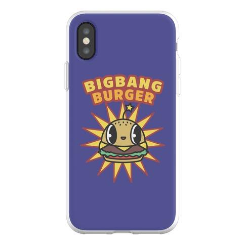 Big Bang Burger Phone Flexi-Case