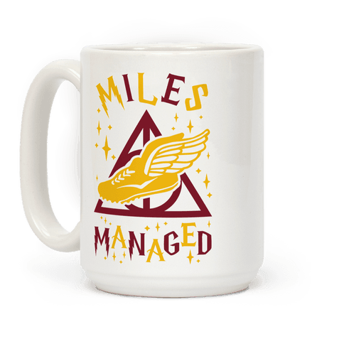 Miles Managed Coffee Mug