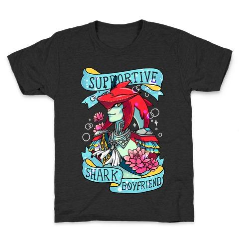 Prince Sidon: Supportive Shark Boyfriend Kids T-Shirt