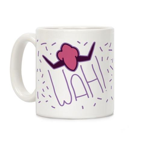 WAH! Pair (Wal Half) Coffee Mug