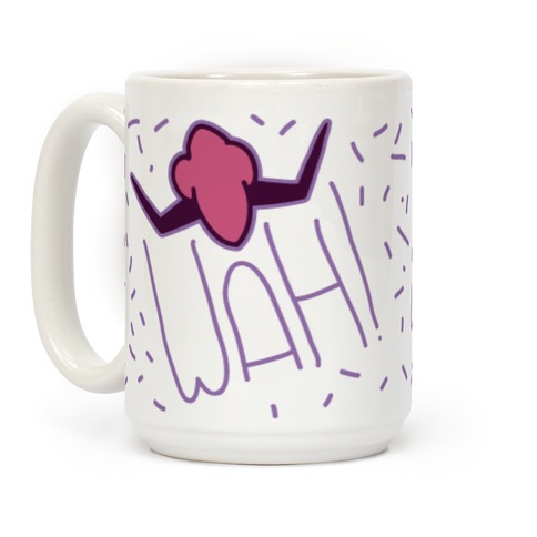 WAH! Pair (Wal Half) Coffee Mug