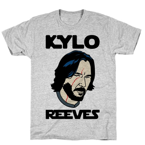 Kylo Reeves Parody T-Shirt