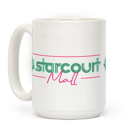 Starcourt Mall Coffee Mug