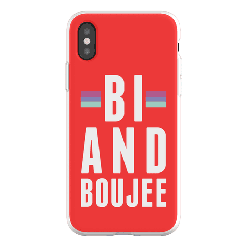 Bi and Boujee Phone Flexi-Case