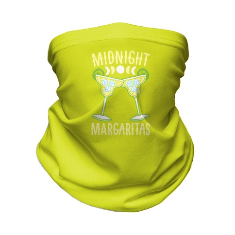 Midnight Margaritas Neck Gaiter