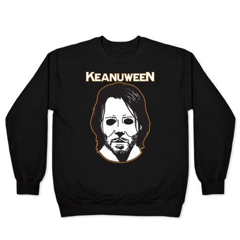 Keanuween - Keanu Halloween Pullover