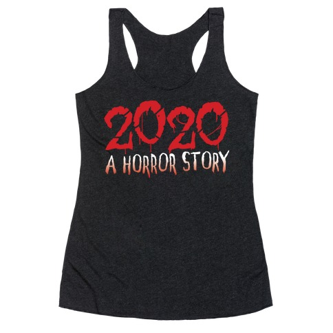 2020 A Horror Story Racerback Tank Top