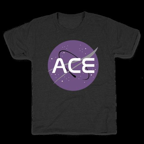 Ace Nasa  Kids T-Shirt