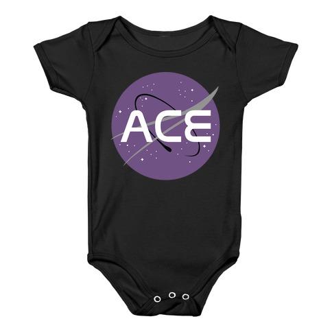 Ace Nasa Baby Onesy