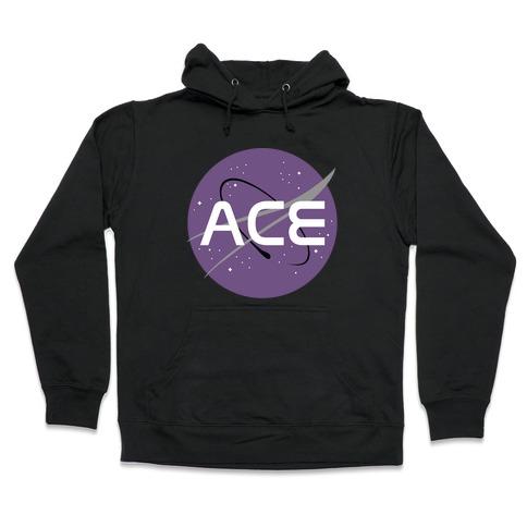 Ace Nasa Hooded Sweatshirt