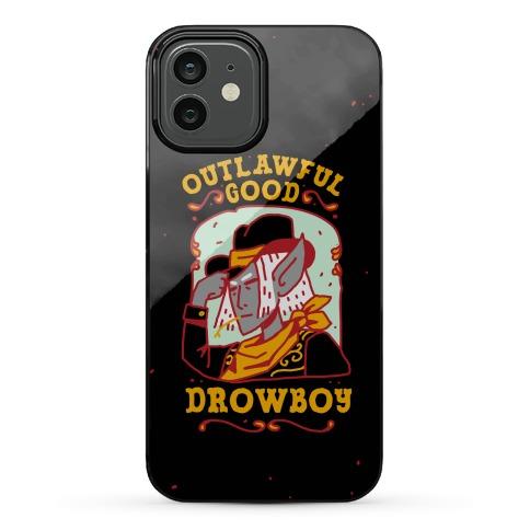 Outlawful Good Drowboy Phone Case