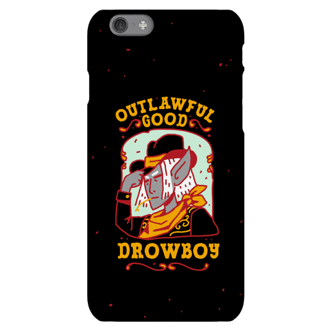 Outlawful Good Drowboy Phone Case