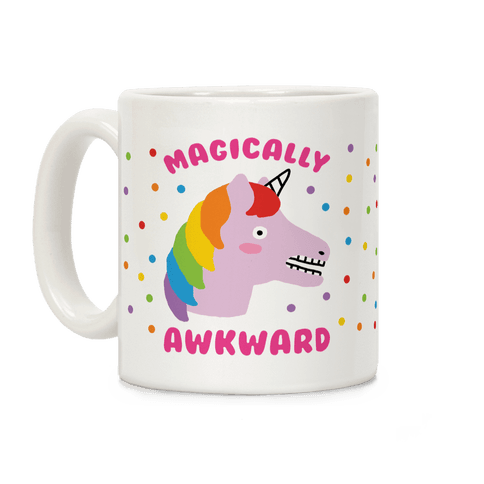 Magically Awkward Coffee Mug