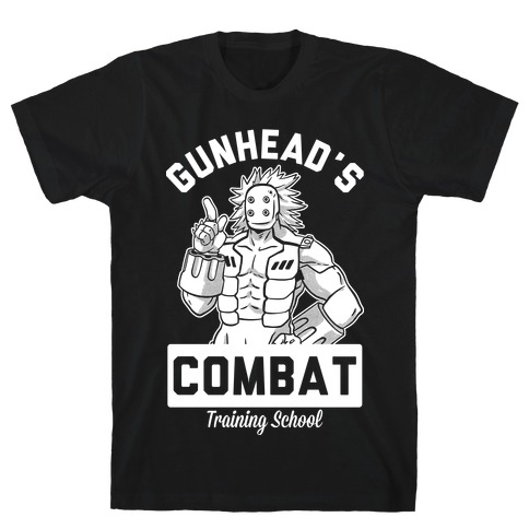 Gunhead's Combat Training School T-Shirt