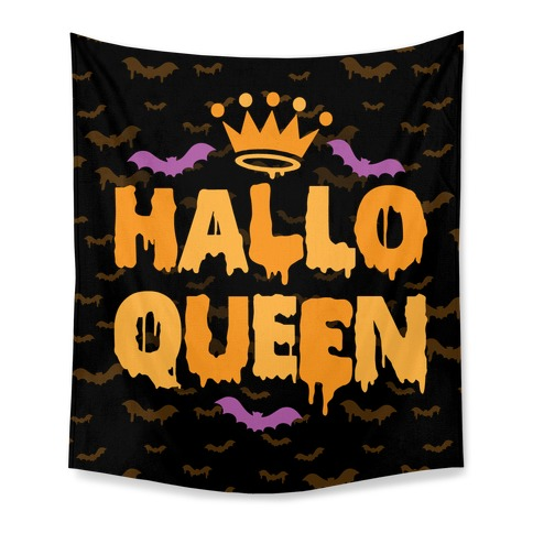 Hallo Queen Tapestry