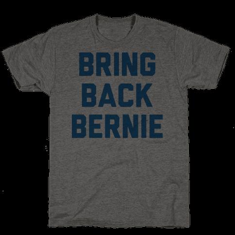 Bring Back Bernie