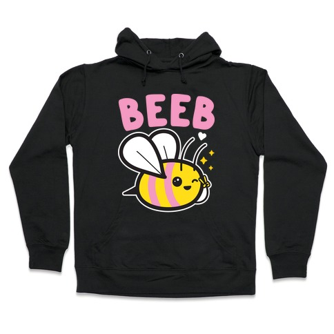 Beeb Weeb Hooded Sweatshirt