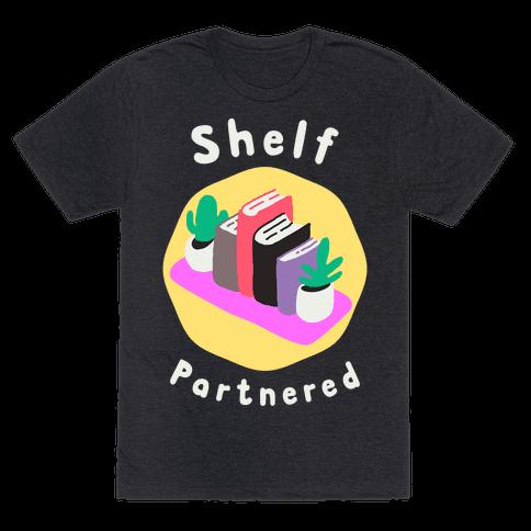 Shelf Partnered  Mens/Unisex T-Shirt