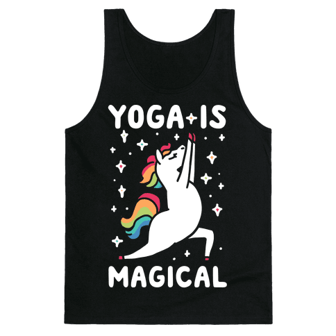 Yoga Is Magical Tank Top