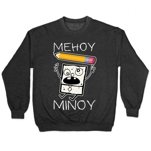 Mehoy Menoy Pullover