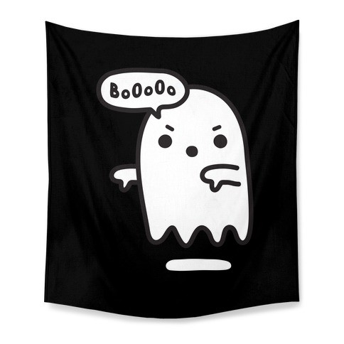Disapproving Ghost Tapestry