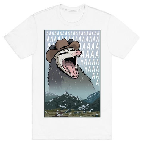 Big Enough Possum T-Shirt