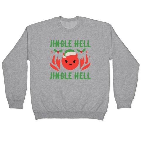 Jingle Hell, Jingle Hell Satan Santa Pullover