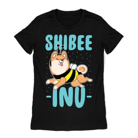 Shibee Inu Womens T-Shirt