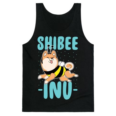 Shibee Inu Tank Top