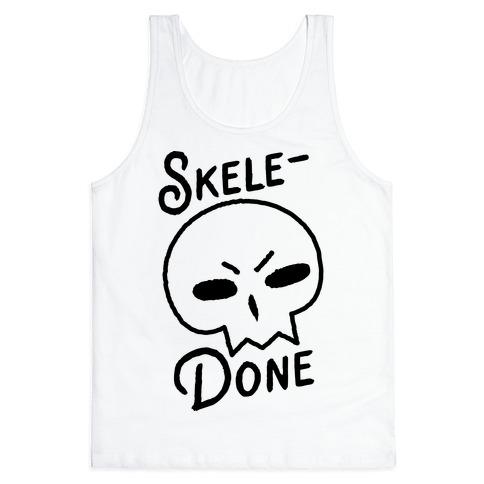 Skele-Done Tank Top