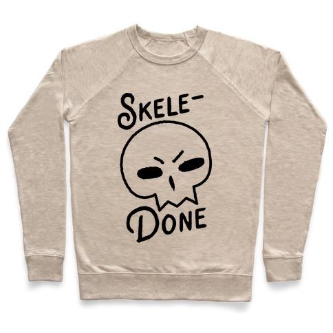 Skele-Done Pullover