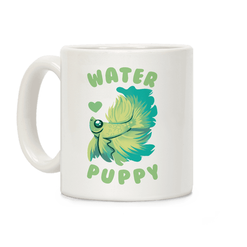Water Puppy! Coffee Mug