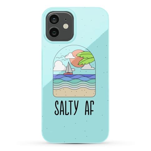 Salty AF Phone Case