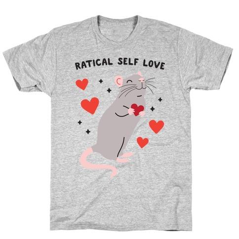 Ratical Self Love T-Shirt